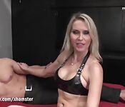 Nackt in der sauna lehrerin Lehrerin nackt