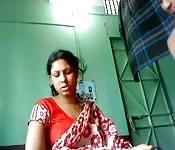 Amateur Bangla couple homemade