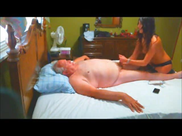 alter bock fickt die massage therapeutin