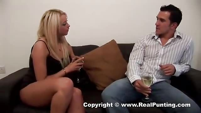 Romantic Couple Have Sex Hotel
