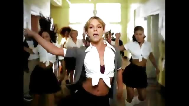 britney spears video porno