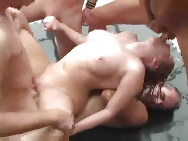 Gangbangporno