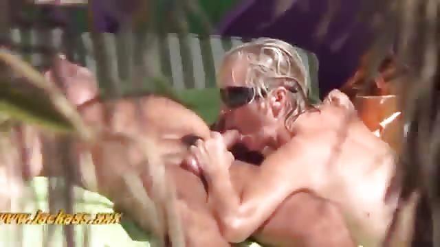 przyłapani na seksie z kamery